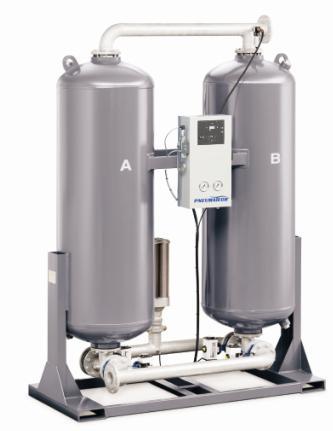 无热再生吸附式干燥机(PH系列)