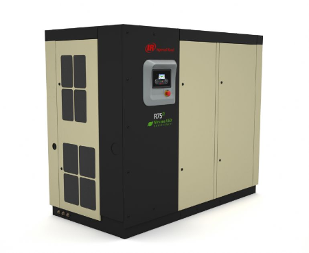 R55-75KW变频微油空压机