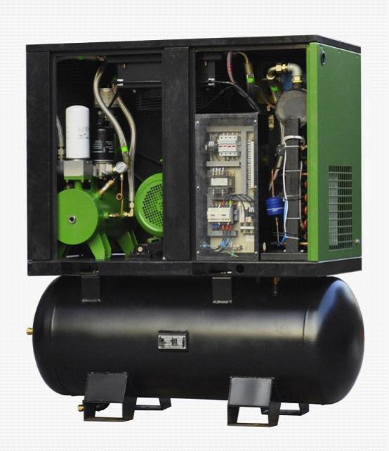 全性能式螺杆式空气压缩机