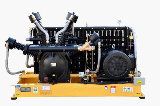 增压型中高压空气压缩机